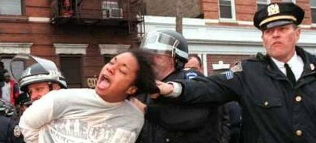 the problem of police brutality in america